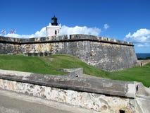 Le Porto Rico - l'île Borinquén images libres de droits