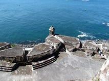 Le Porto Rico - l'île Borinquén image libre de droits