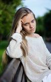Portrait de la fille photos stock