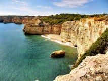 Le Portugal Algarve image libre de droits