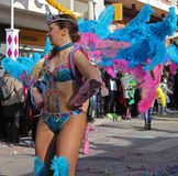 Le Portugal Carnaval Photographie stock