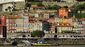 Le Portugal - la Porto Photo libre de droits