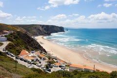 Le Portugal - le Monte Clerigo Photographie stock libre de droits