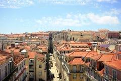 Le Portugal - Lisbonne Image libre de droits