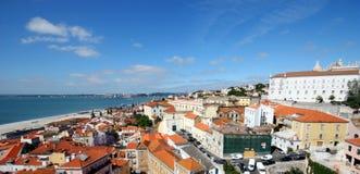 Le Portugal - Lisbonne Photo libre de droits