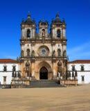 Le Portugal, monastère d'Alcobaca Photo libre de droits