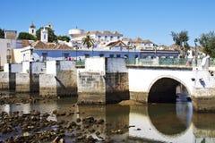 Le Portugal : Tavira photos stock