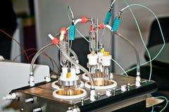 Le poste de travail universel de réacteur Images stock