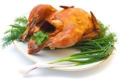 le poulet a grillé Photographie stock