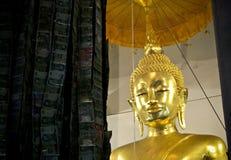 Le pouvoir de Bouddha Images libres de droits