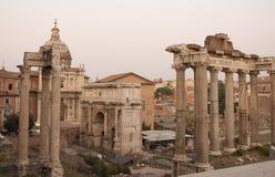 Le pouvoir qui était Rome Images libres de droits