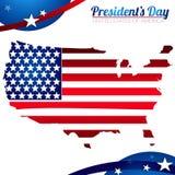 Le Président Day Background Photo libre de droits