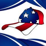 Le Président Day - chapeau patriotique Photographie stock libre de droits