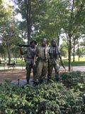 Le Président Einstein de la Maison Blanche de monument de nuit du Lincoln Memorial de Washington DC Images stock