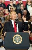 Le Président Trump Images libres de droits