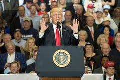 Le Président Trump image stock