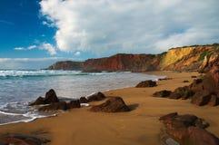 Le Praia font Amado photos libres de droits