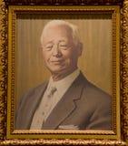 Le premier président de la Corée du Sud - le Syngman Rhee photos stock