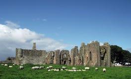 Le prieuré, île sainte photographie stock libre de droits