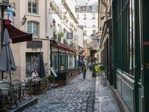 Le Procope in Paris, Frankreich Lizenzfreies Stockbild