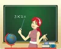 Le professeur image libre de droits