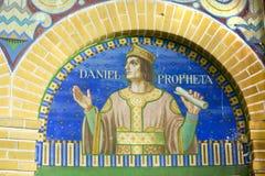 Le prophète Daniel Photo stock