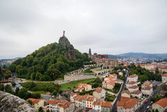 Le Puy, Γαλλία Στοκ Φωτογραφίες