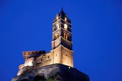 Le Puy Engelse Velay, Frankrijk. Royalty-vrije Stock Foto's