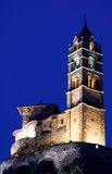 Le Puy Engelse Velay, Frankrijk. Stock Afbeelding
