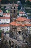 Le Puy Frankrike Arkivfoto