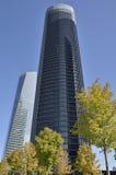 Le PwC et le Crystal Towers Photo libre de droits