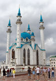 Le Qol Sharif Mosque Qol Sherif et Kol Sharif à Kazan Kremlin Photos stock