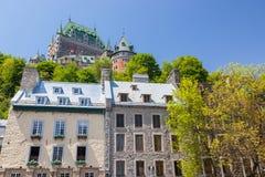 Le Québec, Canada Photos stock