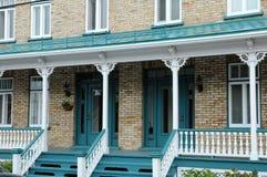 Le Québec, maison dans la ville de Levis dans Chaudiere Appalaches photo libre de droits