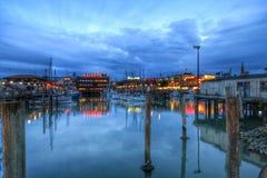 Le quai du pêcheur de San Francisco Photographie stock
