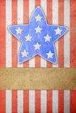 Le quart du Jour de la Déclaration d'Indépendance de juillet Photos stock