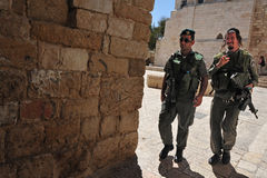 Le quart juif à Jérusalem Israël Photos libres de droits