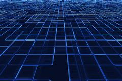 Le réseau. Photos libres de droits