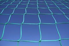 Le réseau vert Photo libre de droits