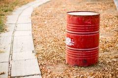 Le réservoir (d'essence) image stock