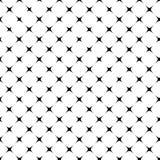 Le résumé ajuste le modèle sans couture géométrique illustration stock