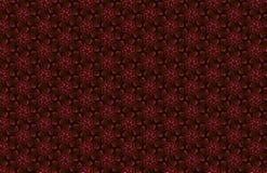 le résumé fleurit le fond géométrique avec des triangles, texture de mosaïque des lignes Br orange marron bleu rouge de croisemen Photo libre de droits
