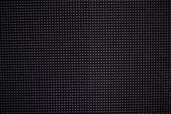 Le résumé a mené l'écran, fond de texture Plan rapproché d'écran de diode photo stock