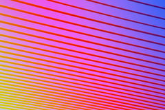 Le résumé raye le fond coloré Image stock