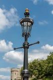 Le réverbère démodé, Windsor, Angleterre Photographie stock