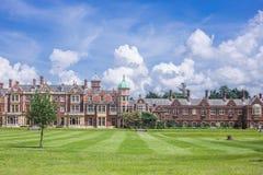 Le R-U, Norfolk, Sandringham, 2016, juin, 15 : La résidence du ` s de reine, images libres de droits