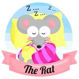 Le rat Photo stock