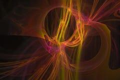 Le recouvrement actuel étincelle vibrant moderne futuriste d'explosion, l'espace, fond, énergie, résumé, conception, illustration illustration de vecteur