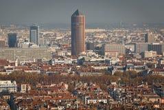 Le regard à Lyon 2 Photo libre de droits