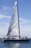 Le regatta 2010 de Barcolana Image libre de droits